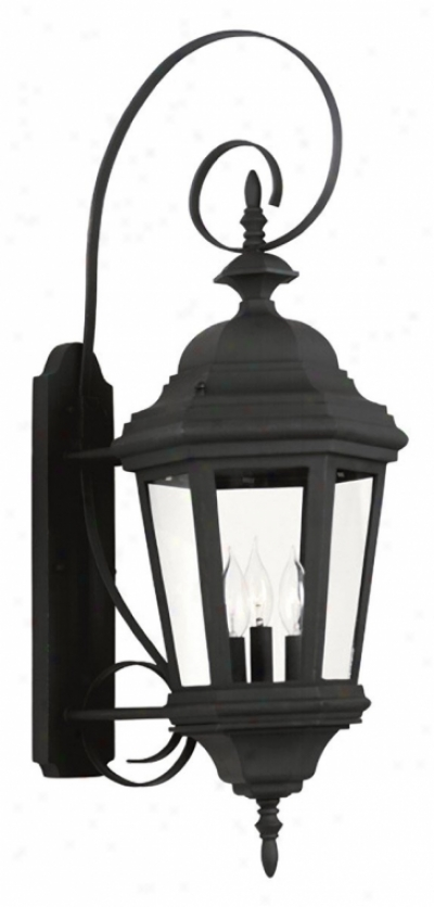 16314bl - Kenroy Home - 16314bl > Outdoor Sconce