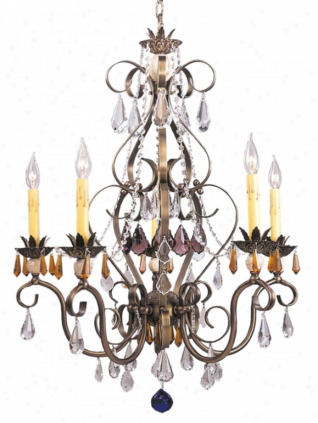 1635 - Framburg - 1635 > Chandeliers