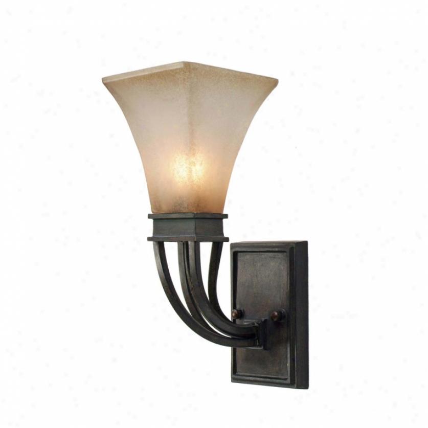 1850-1wrt - Golden Lighting - 1850-1wrt > Bath And Vanity iLghting