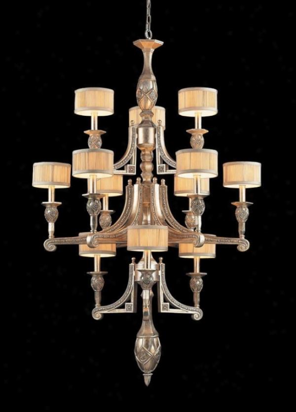 1866_3+6+3 - Elk Lighting - 1866_3+6+3 > Chandeliers
