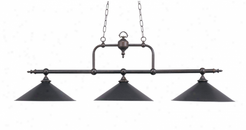 191-tb - Landmark Lighting - 191-tb > Billiard Lighting