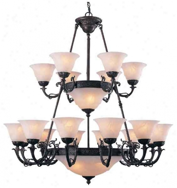 23571-02 - International Lighting - 23571-02 > Chandeliers