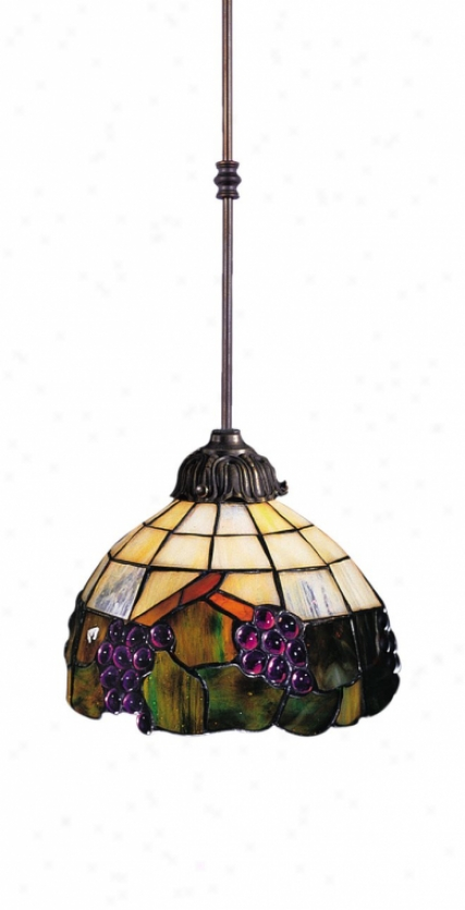 238-va - Landmark Lighting - 238-va > Tiffany Style Pendants