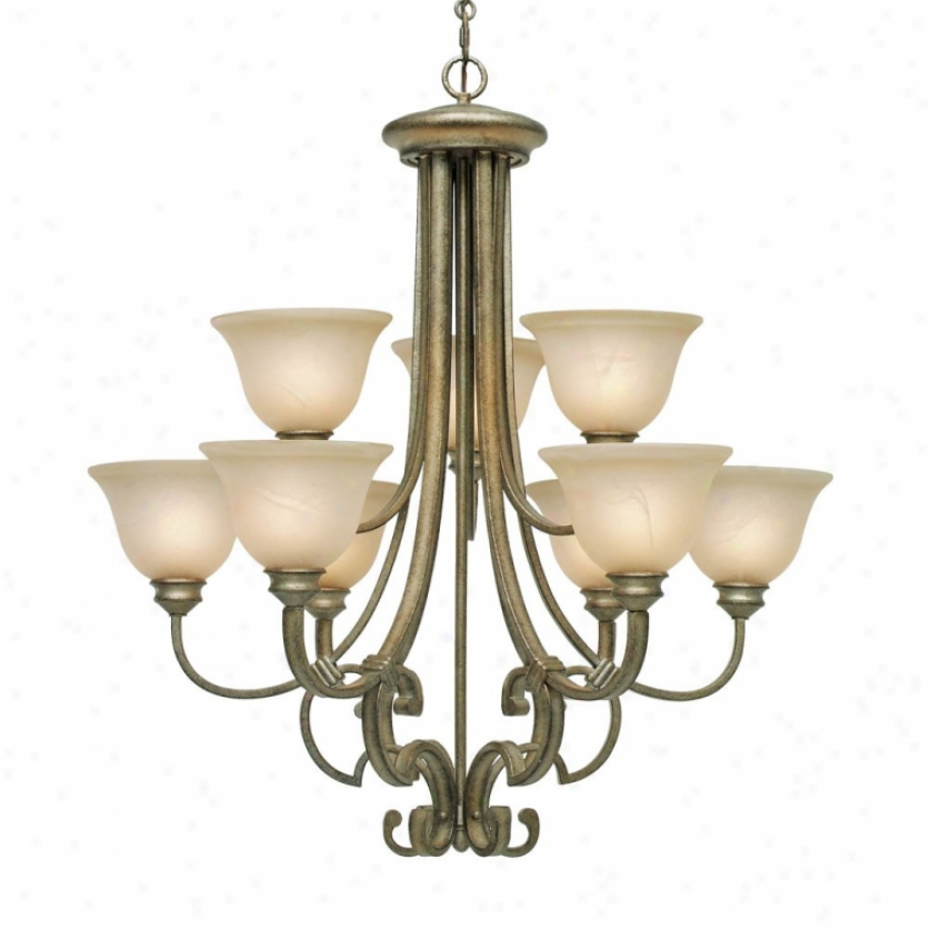 2488-9fi - Golden Lighting - 2488-9fi > Chandeliers