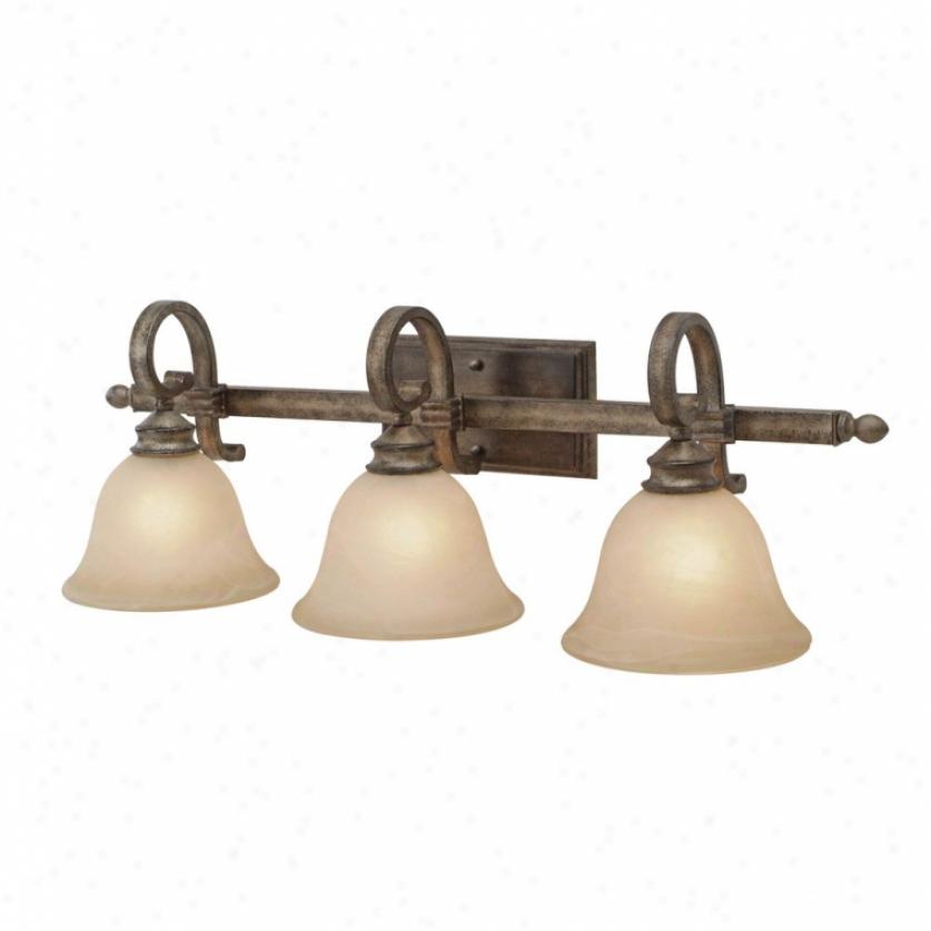 2488-ba3fi - Golden Lighting - 2488-ba3fi > Bath And Vanity Lighting