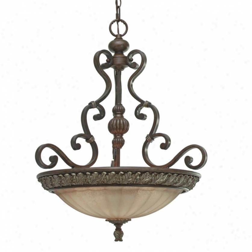 2501-3pnwb - Golden Lighting - 2501-3pnwb > Pendants