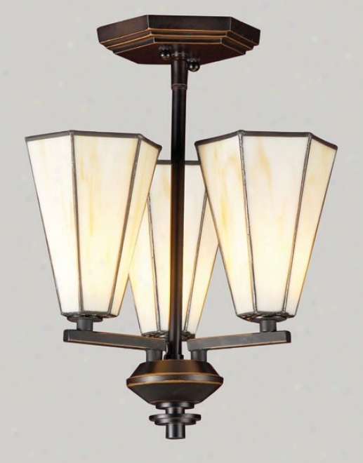 2846_3 - Elk Lighting - 2846_3 > Semi-flush Mount