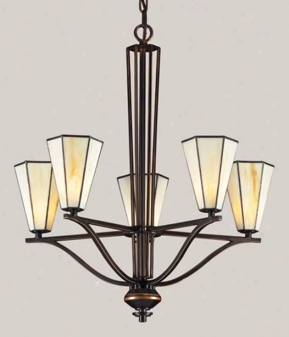 2849_5 - Elk Lighting - 2849_55 > Chandeliers