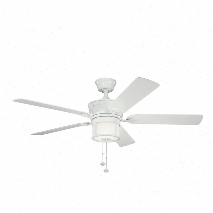 310105wh - Kichler - 310105wh > Ceiling Fans