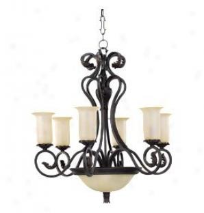 31414-802 - Sea Gull Lighting - 31414-802 > Chandeliers