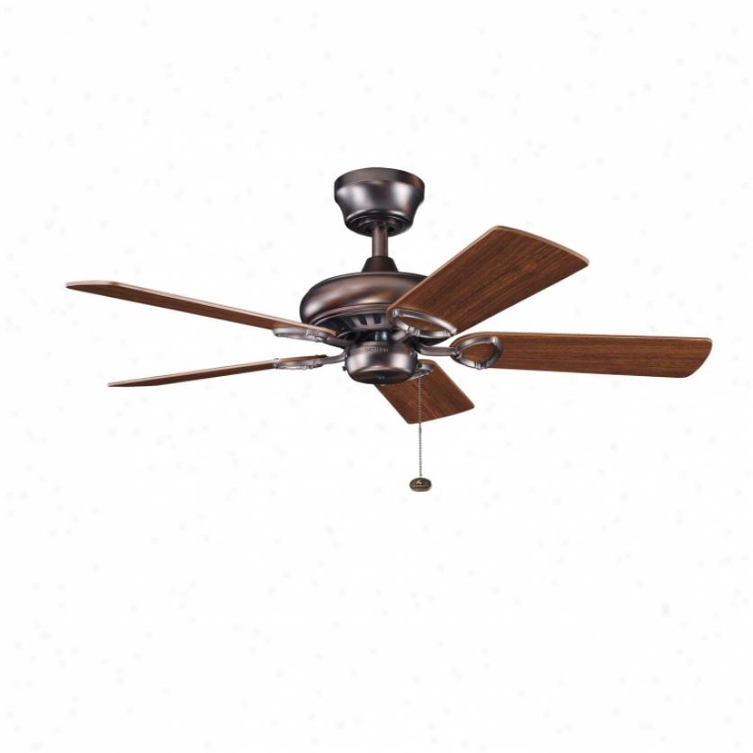 337013obb - Kichler - 337013obb > Ceiling Fans