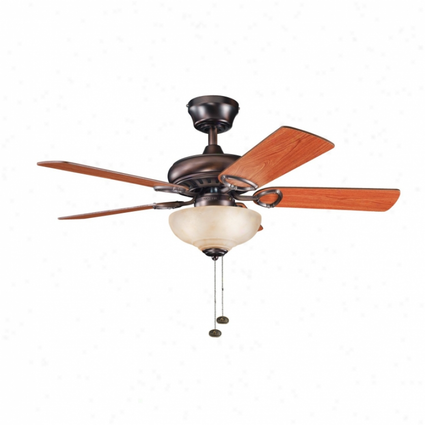 337014obb - Kichler - 337014obb > Ceiling Fans