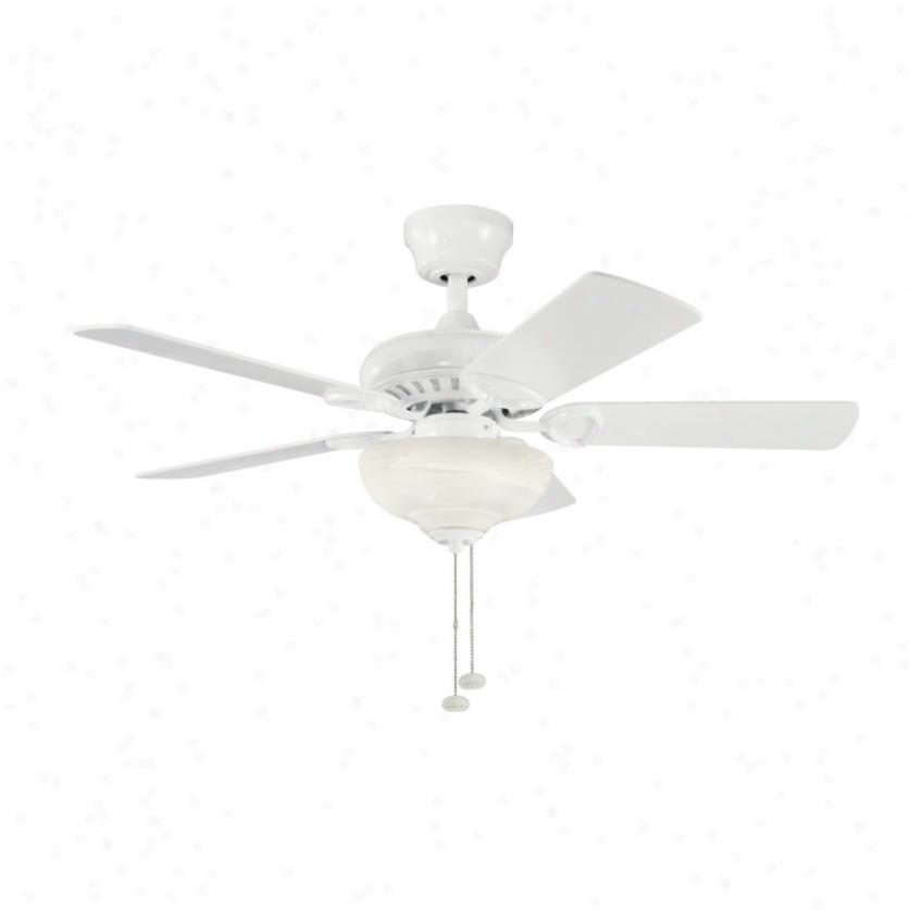 337014wh - Kichler - 337014wh > Ceiling Fans