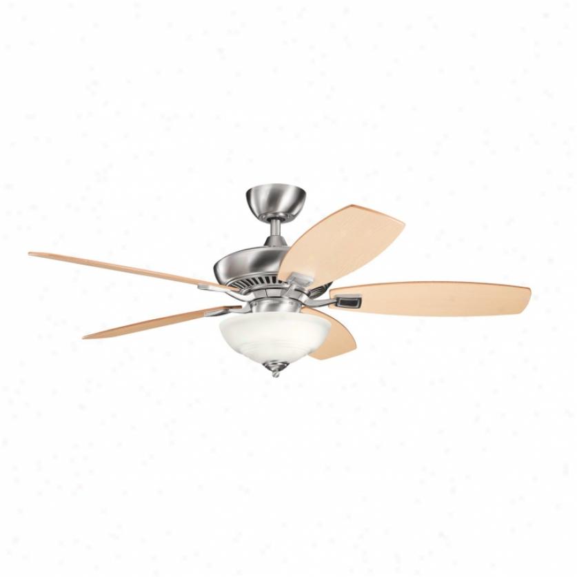 337016bss - Kichler - 337016bss > Ceiling Fans