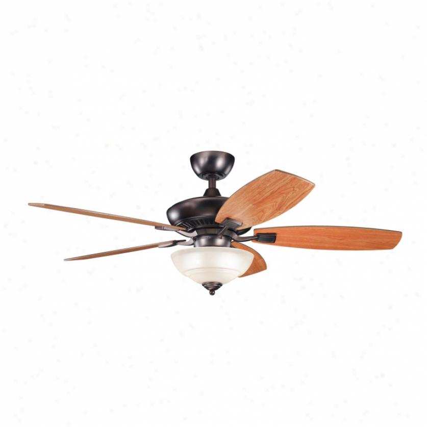 337016obb - Kichler - 337016obb > Ceiling Fans
