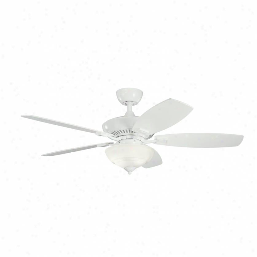 337016wh - Kichler - 337016wh > Ceiling Fans
