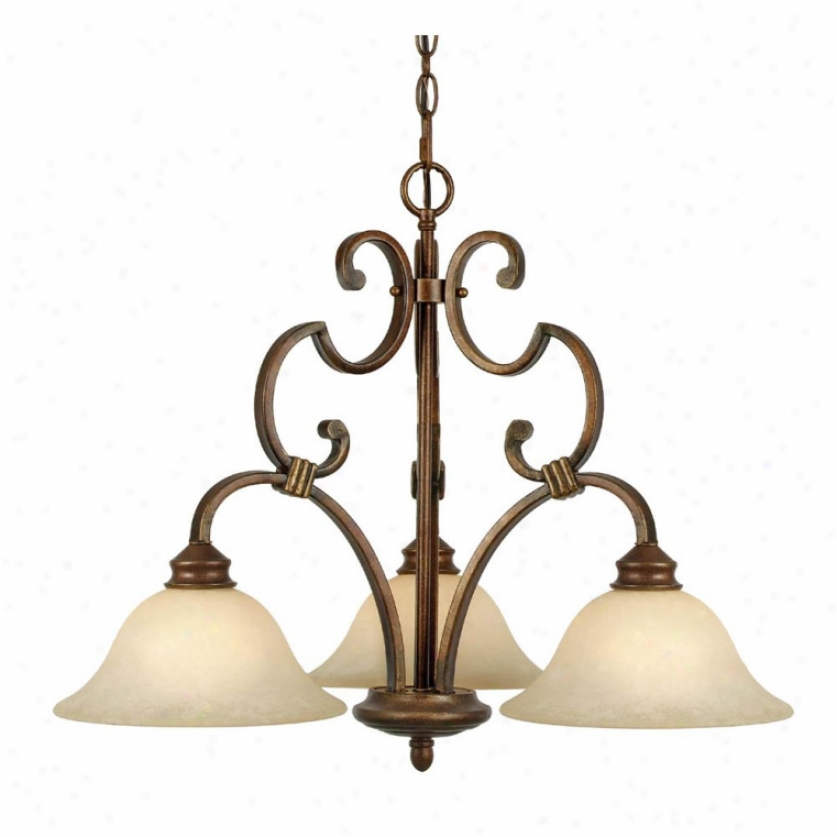 3711-nd3cb - Golden Lignting - 3711-nd3cb > Chandeliers