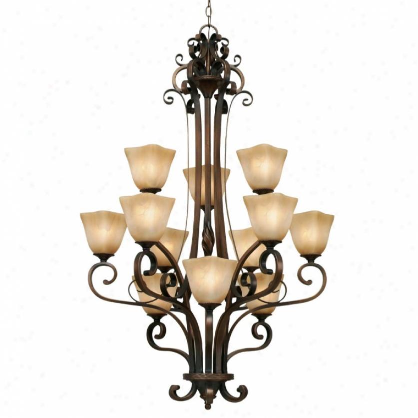 3890-336gb - Golden Lighting - 3890-363gb > Chandeliers