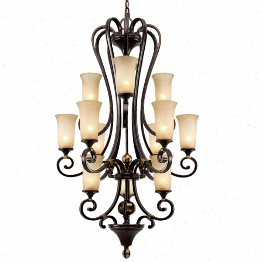 3966-363fb - Golden Lighting - 3966-363fb > Chandeliers