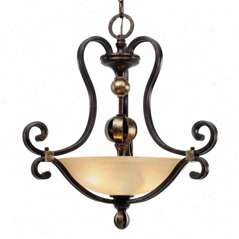 3966-3pfb - Golden Lightung - 3966-3pfb > Pendants