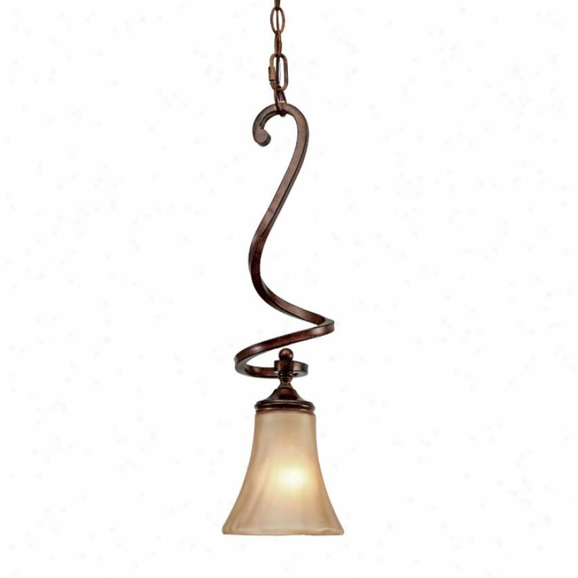 4002-m1lrsb - Golden Lighting - 4002-m1lrsb > Mini Pendants