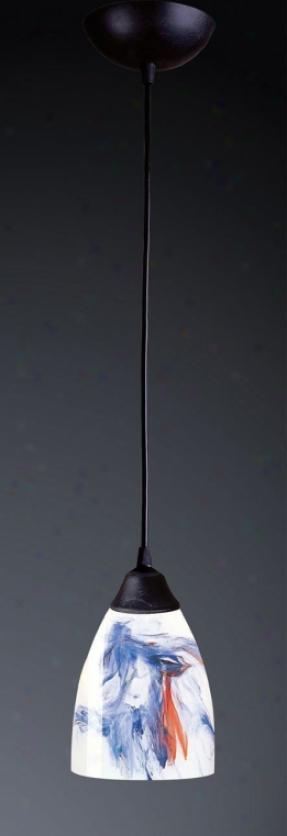 406-1mt - Elk Lighting - 406-1mt > Pendants