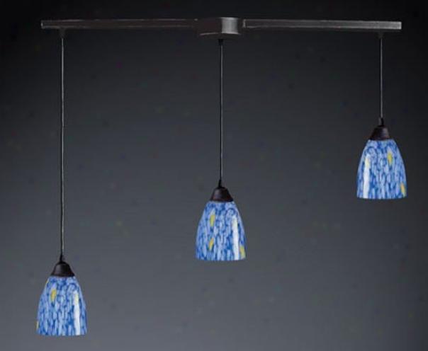 406-3l-es - Elk Lighting - 406-3les > Chandeliers
