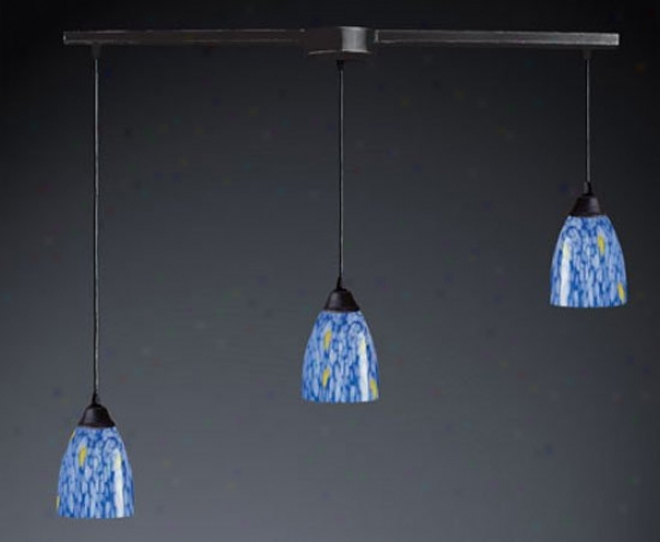 406-3l-sw - Elk Lighting - 406-3lsw > Chandeliers
