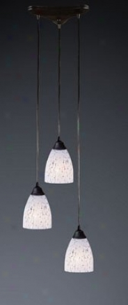 406-3wh - Elk Lighting - 406-3wh > Chandeliers