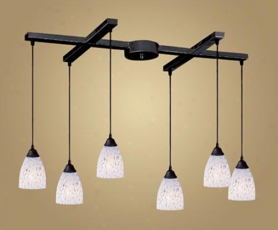 406-6sw - Elk Lighting - 406-6sw > Chandeliers