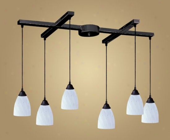 406-6wh - Elk Lighting - 406-6wh > Chandeliers