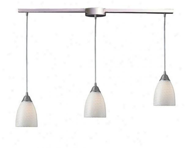 416-3l-sc - Elk Lighting - 416-3l-sc > Pendants