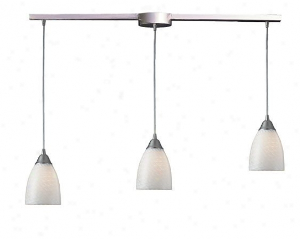 416-3l-ws - Elk Lighting - 416-3l-ws > Pendants