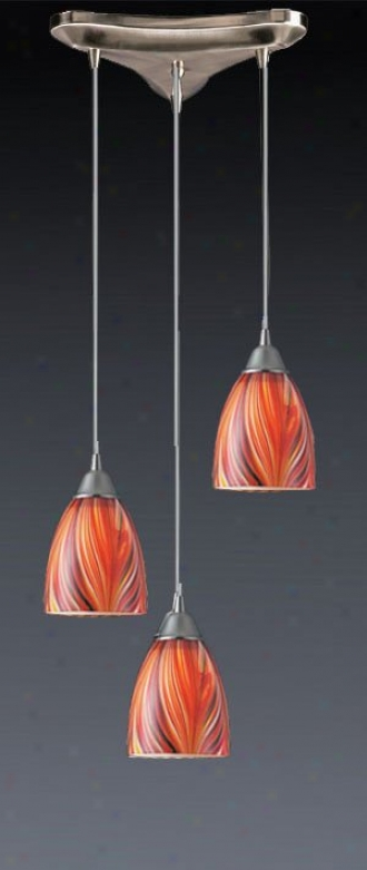 416-3m - Elk Lighting - 416-3m > Pendants