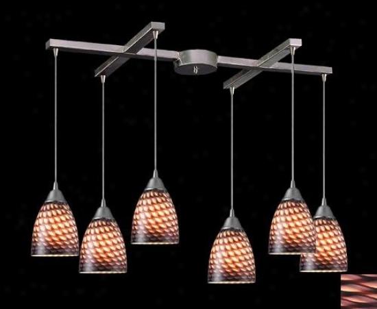 416-6pv - Elk Lighting - 416-6pv > Pendants