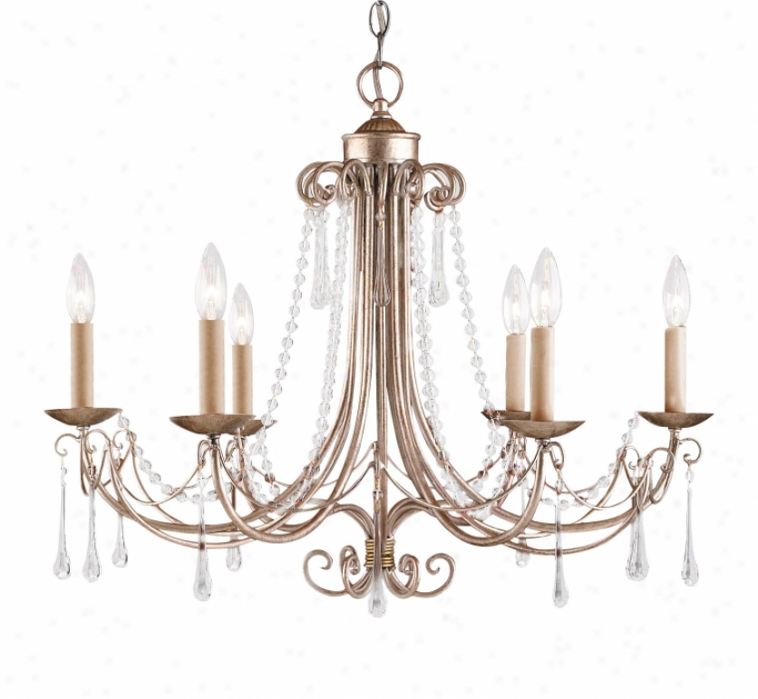 416-as - Landmark Lighting - 416-as > Chandelirs