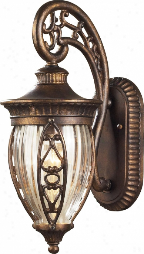 42020/1 - Elk Lighting - 42020/1 > Outdoor Wall Sconce