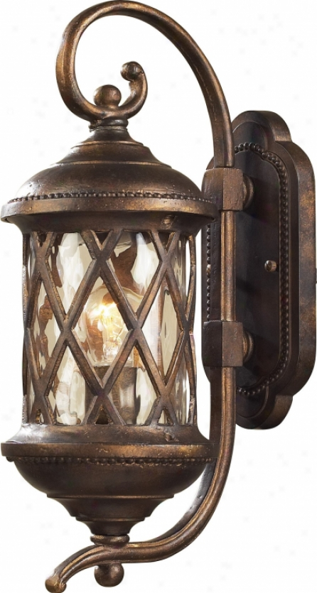 42030/1 - Elk Lighting - 42030/1 > Outdoor Wall Sconce