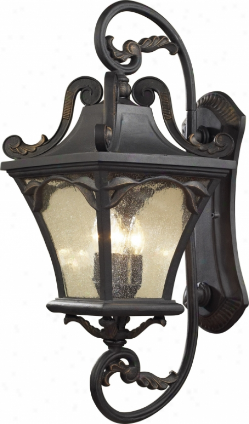 42042/4 - Elk Lighting - 42024/4 > Outdoor Wall Sconce