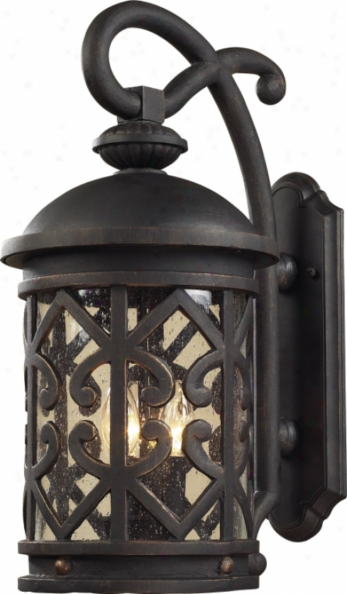 42061/2 - Elk Lighting - 42061/2 > Outdoor Wall Sconce