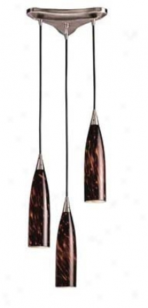 501-3es - Elk Lighting - 501-3es > Pendants