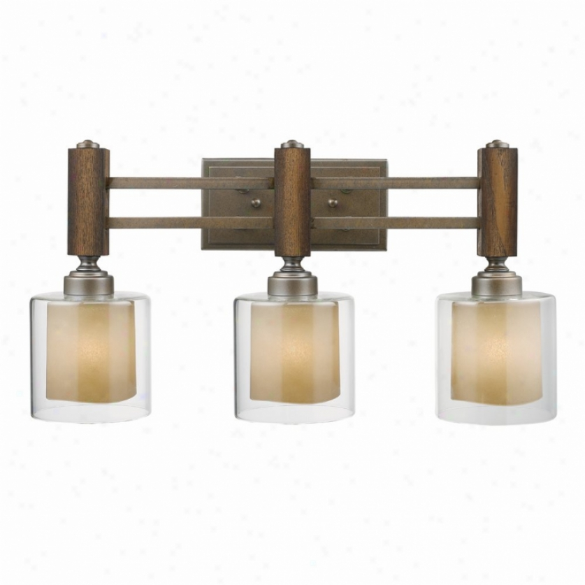 5010-ba3-mw - Golden Lighting - 5010-ba3-mw > Wall Sconces