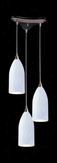 502-3wh - Elk Lighting - 502-3wh > Pendants