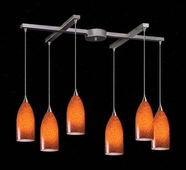 502-6es - Elk Lighting - 502-6es > Chandeliers