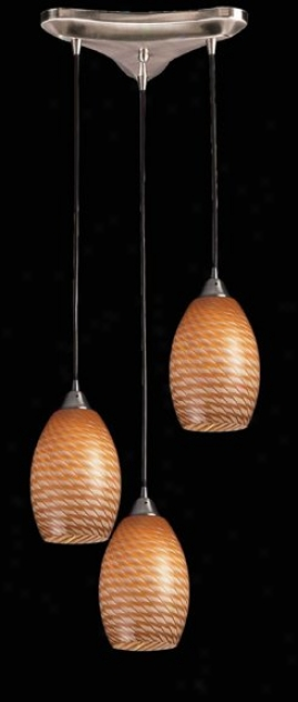 57-3-c - Elk Lighting - 517-3-c > Pendants
