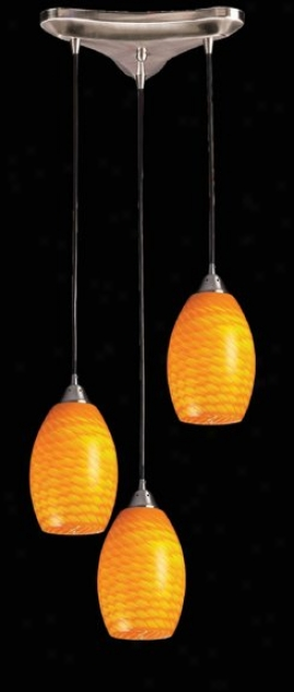 517-3-cn - Elk Lighting - 517-3-cn > Pendants
