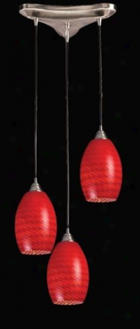 517-3-sc - Elk Lighting - 517-3-sc > Pendants