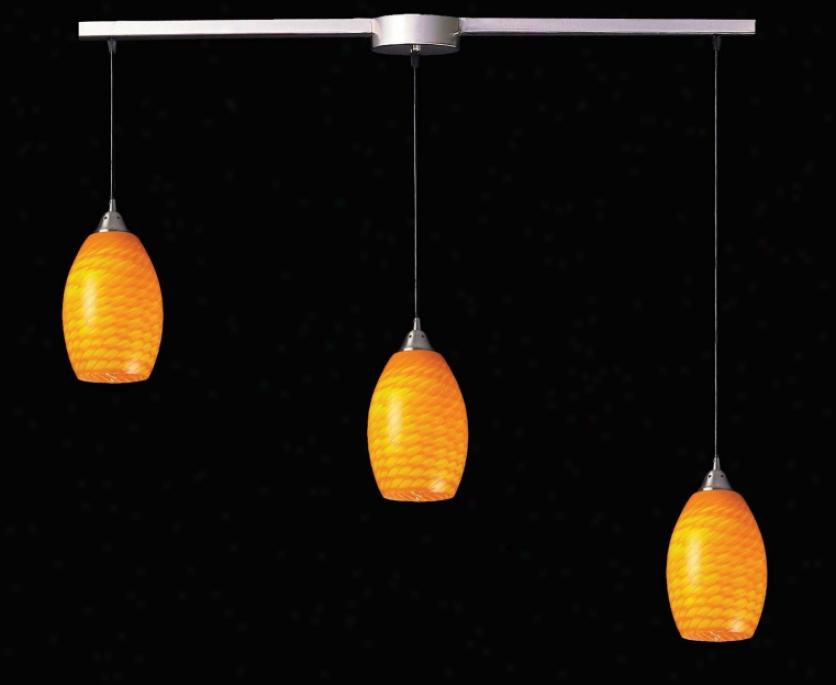 517-3l-cn - Elk Lighting - 517-3l-cn > Pendants
