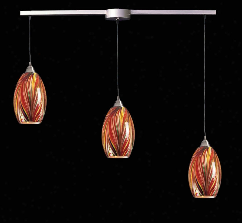 517-3l-m - Elk Lighting - 517-3l-m > Pendants