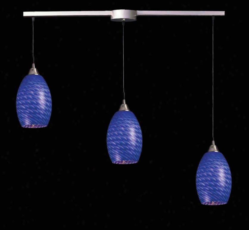 517-3l-s - Elk Lighting - 517-3l-s > Pendants